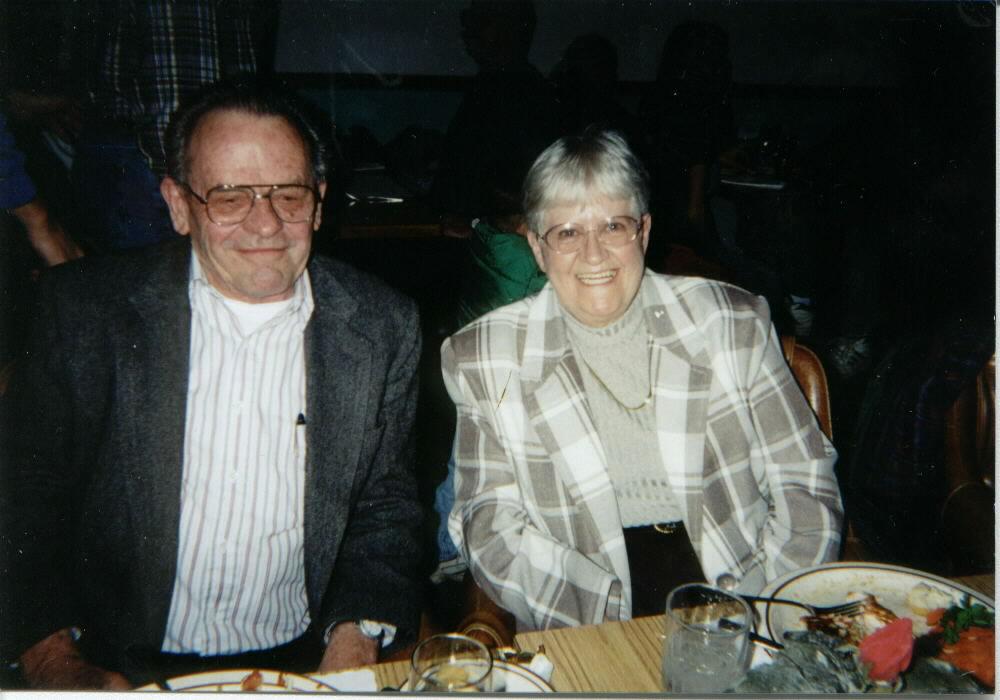 Barney & Joyce O'Toole (December 2000)