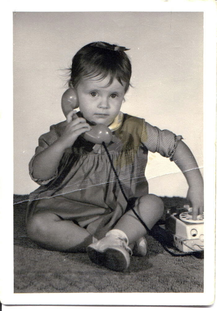Debby O'Toole (2 years old)
