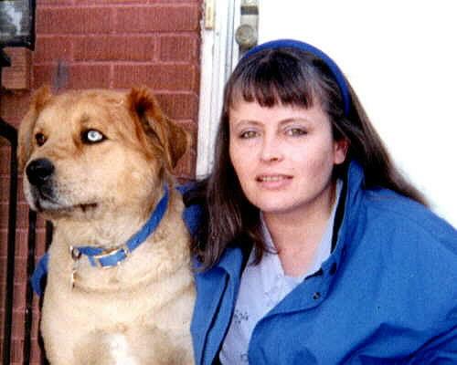 Foofer & Debby Hunt (October 2000)